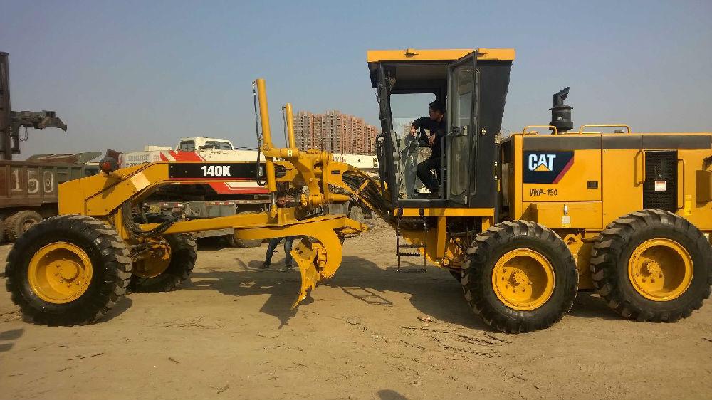 Used Cat Motor Grader 140k